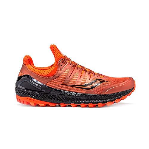 Saucony Xodus ISO 3, Zapatillas Running Hombre, Naranja
