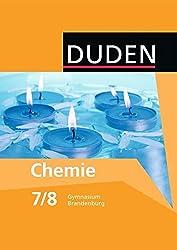 Duden Chemie - Gymnasium Brandenburg: 7./8. Schuljahr - Schülerbuch
