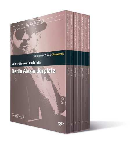 Berlin Alexanderplatz (6 DVDs) [Edizione: Germania]