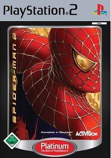 Spider-Man: The Movie 2 Platinum