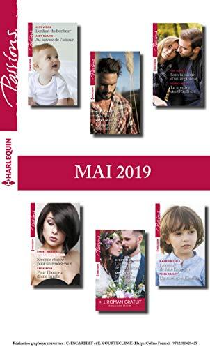 12 romans Passions + 1 gratuit (n°791 à 796 - Mai 2019) (French ...