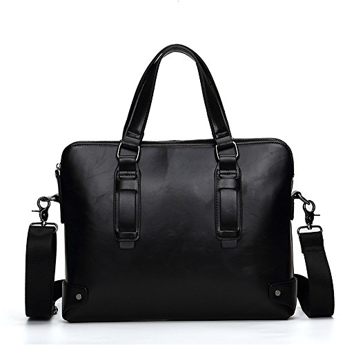 Beatsport, Borsa a mano uomo nero Black1 Taglia unica Black4