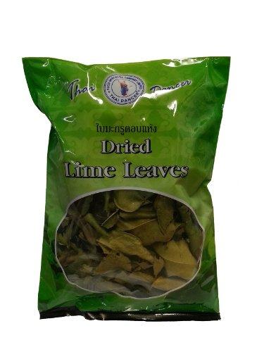 Suchen : Thai Dancer - getrocknete Kaffir Limettenblätter - 25g