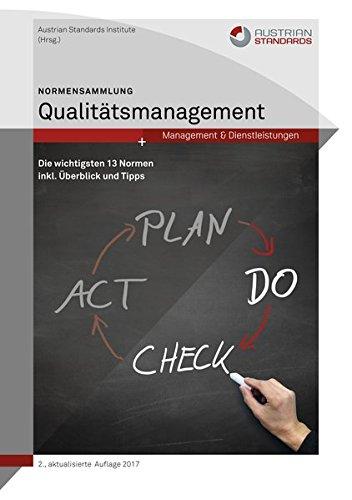 Normensammlung Qualitätsmanagement: Die wichtigsten 13 Normen inkl. Überblick und Tipps