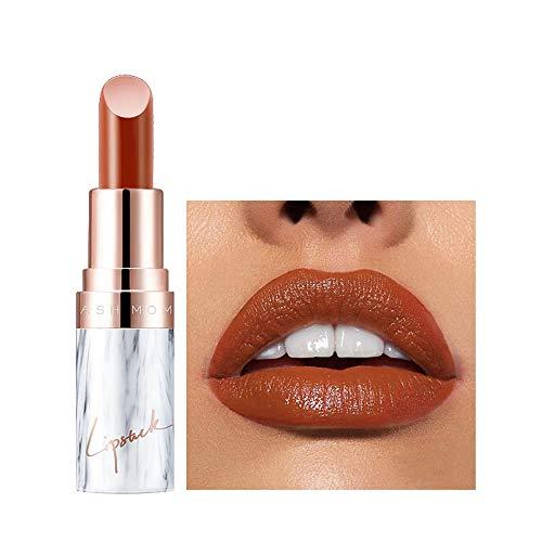 Gaddrt Anhaltendes Make-up Heller feuchtigkeitsspendender Lipgloss Lipstick Langanhaltender Lipgloss...