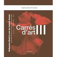 572595810496 Carrés d art   Dictionnaire illustré   cote des foulards Hermès ...