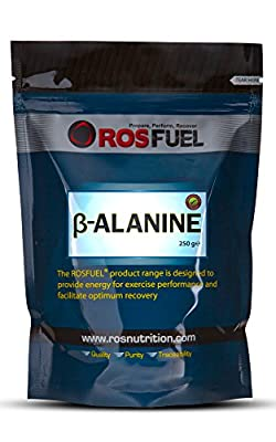 ROS Nutrition - Beta Alanine [Unflavoured]