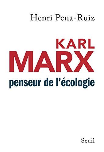 Karl Marx penseur de l'écologie