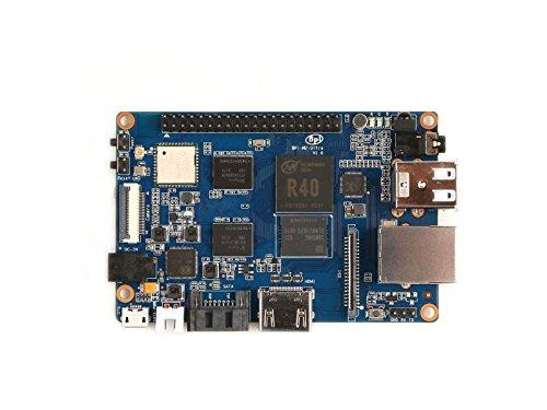 Price comparison product image Banana PI BPI-M2 Ultra @Pzsmocn quad-core cortex -A7 CPU Quad Core ARM Cortex A7, ARMv7 CPU,  2GB DDR3 SDRAM