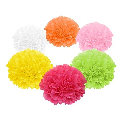 decorazione-tessuto-pompon-di-carta-del-fiore-mestiere-per-il-matrimonio-natale-battesimo-comunione-