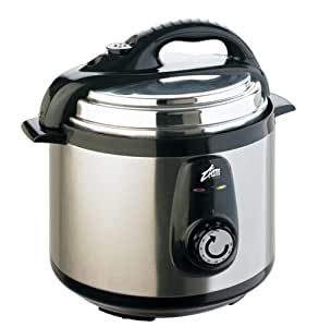 Team Whisper Quiet Electric Pressure Cooker
