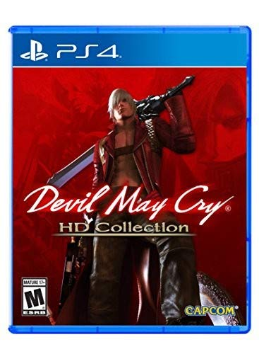 DEVIL MAY CRY HD COLLECTION - DEVIL MAY CRY HD COLLECTION (1 Games) (Devil May 3 Cry)