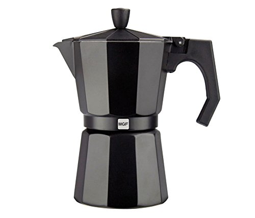 Magefesa Kenia - Color negro, 6 tazas