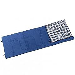 Camper blau 210x80