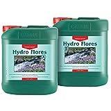 Dünger Hydro Flores A und B (2x) 5L–Canna