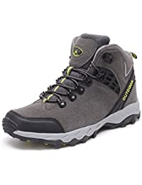SHOWHOW Herren Unisex Weiche Leichte Canvas Low Top Turnshchuhe Sneakers Hellgrau 39 EU 3bA7re