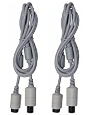 Twin Pack of 3rd Party Sega Dreamcast Controller Extension Cables