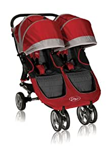 Baby Jogger City Mini Double Crimson Amazon Co Uk Baby