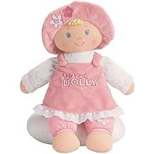 Mi primera Dolly pelo rubio por bebé Gund de peluche en forma de 31cm