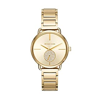 Michael Kors Damen Analog Quarz Uhr mit Edelstahl Armband MK3639 (B01N39UWQM) | Amazon price tracker / tracking, Amazon price history charts, Amazon price watches, Amazon price drop alerts