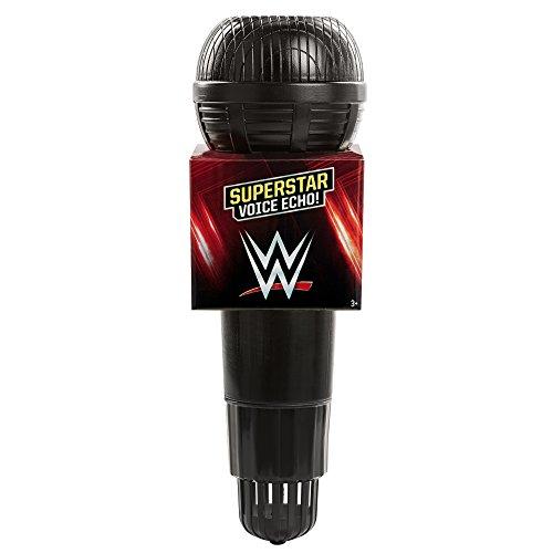 WWE 2785 Mikrofon, One Size (Kostüme Erwachsene Wwe)