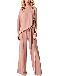Amazon.fr   tailleur femme - Tailleurs-pantalons   Tailleurs   Vêtements 1abc319accf