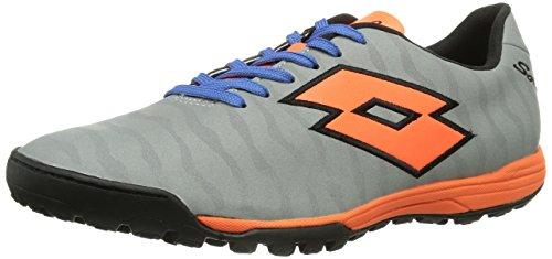 Lotto Sport  SOLISTA III TF, Chaussures de foot pour homme Multicolore - Mehrfarbig (REF SIL/FL FANT)