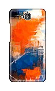 ZAPCASE Printed Back Cover for Huawei Honor Holly 2 Plus