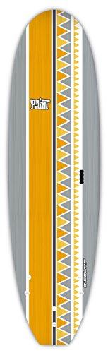 """BIC Sport Paint Soft Surfbrett, Orange, 7\'0\"""" Magnum"""