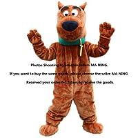 Scooby Doo perro mascota traje de la historieta Character adulto traje para niño Material de EVA