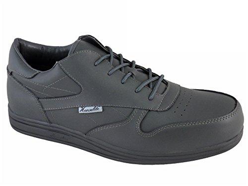 Henselite , Herren Bowling- & Kegelschuhe, Grau - grau - Größe: 44