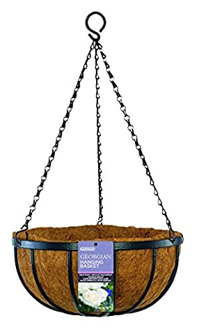 Gardman 12-inch Georgian Hanging Basket