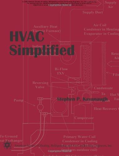 PDF DOWNLOAD] HVAC Simplified [Ebook, EPUB, KINDLE] By