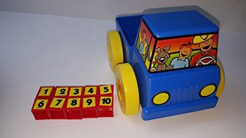 tupperware-jouet-pieces-de-construction-camion-de-collecte-auto-jeep-camion-de-collecte-cadeau-boys-