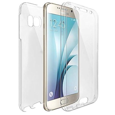 CABLING® Galaxy J3 2016 Coque Gel TPU Silicone Etui Intégrale