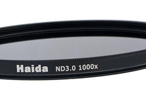 Graufilter ND1000Für Digitalkameras 82mm, mit Objektivdeckel mit Innengriff
