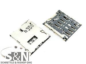 NG-Mobile Original HTC ONE XL Sim-Slot Kontakte Simleser Schacht Kartenleser Einschub