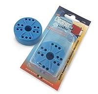 CleanerWater è un dispositivo magnetico brevettato da posizionare all'interno del serbatoio dell'acqua di tutte le macchine da caffè. Grazie alla sua efficacia di trasformare il calcio in aragonite, ( proprietà del magnete) aiuta a lasciare p...