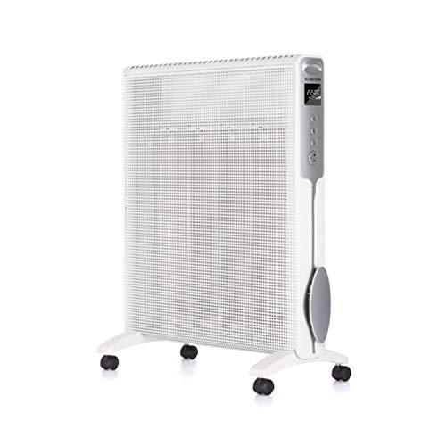 Klarstein Hot Spot Rolling Wave 2500 Calefactor Vertical - 2 Niveles de Potencia 1500 2500W, 5-36°C...