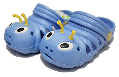 zoccoli-sandali-per-bambini-bruchetto-fluorescente-unisex-blu-tg-27