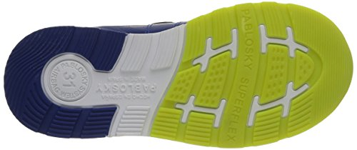 PABLOSKY Unisex-Child, Sportschuh, 256041 Blau