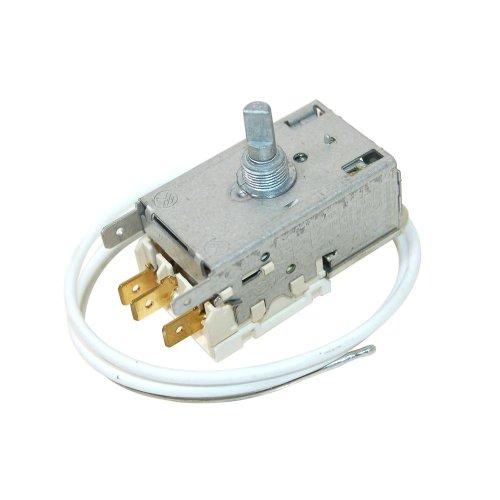 Genuine INDESIT Kühlschrank Kühl-Gefrierschrank Thermostat -