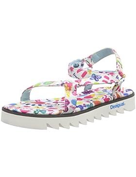 Desigual Mädchen Shoes_sandalia 4 Offene Sandalen
