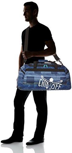 Chiemsee Unisex Reisetasche / Sporttasche Matchbag Large Blau (Keen Blue)