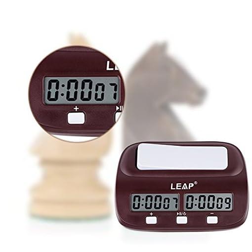 Professioneller-Kompakt-Elektronisch-Tafel-Spiel-Wettbewerb-Uhr-Schachuhr-Digital-Chess-Clock-Count-Up-Down-Uhr-Timer-fr-Board-Schach-Spiel-Player-Mit-Alarm-Funktion