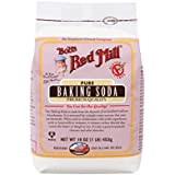 Bobs Red Mill Pure Baking Soda - Gluten Free 450g (1 Unit)