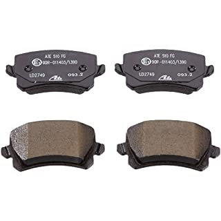 ATE 13047027492 Ceramic Disc Brake Pad Set