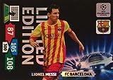 Die besten Panini Fußball Spiele - Champions League Adrenalyn XL 2013/2014 Lionel Messi 13/14 Bewertungen