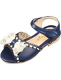 105d6e55c16 EU20-35 Bebe Fille Sandales ETE Fille Plage Chaussures Sandales Mary Jane