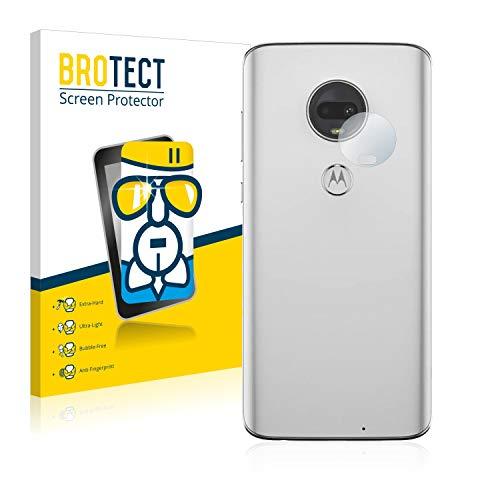 BROTECT Panzerglas Schutzfolie kompatibel mit Motorola Moto G7 Plus (Kamera auf der Rückseite) - Flexibles Airglass, 9H Härte